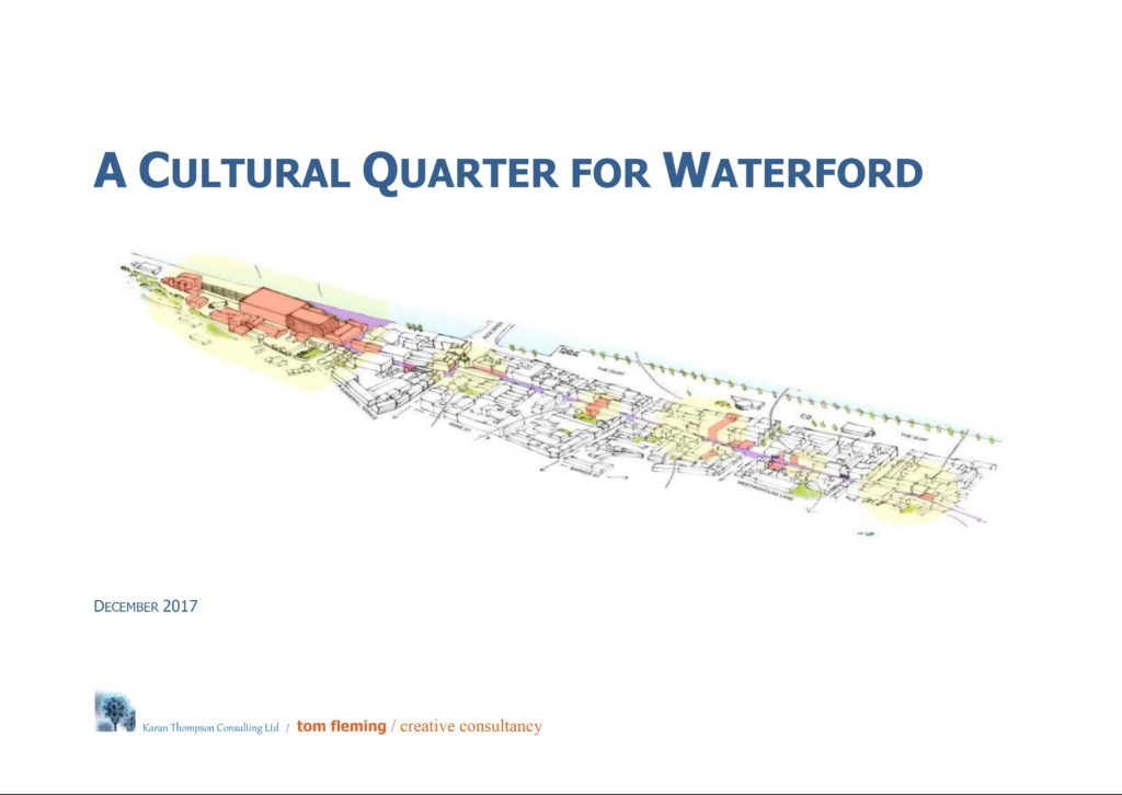 Cultural Quarter for Waterford