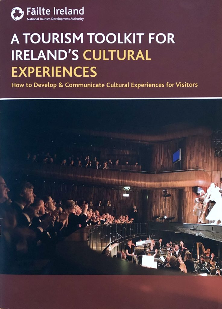 A Tourism Toolkit for Ireland's Cultural Experiences