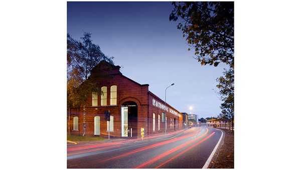 Expansion Opportunities for the National Sculpture Factory